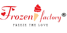 Frozen factory Ice cream